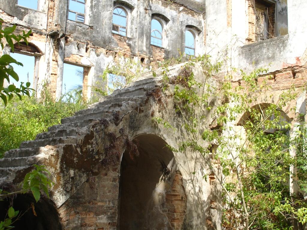 Escola 031 - Ruínas da Imperial Escola Agrícola da Bahia