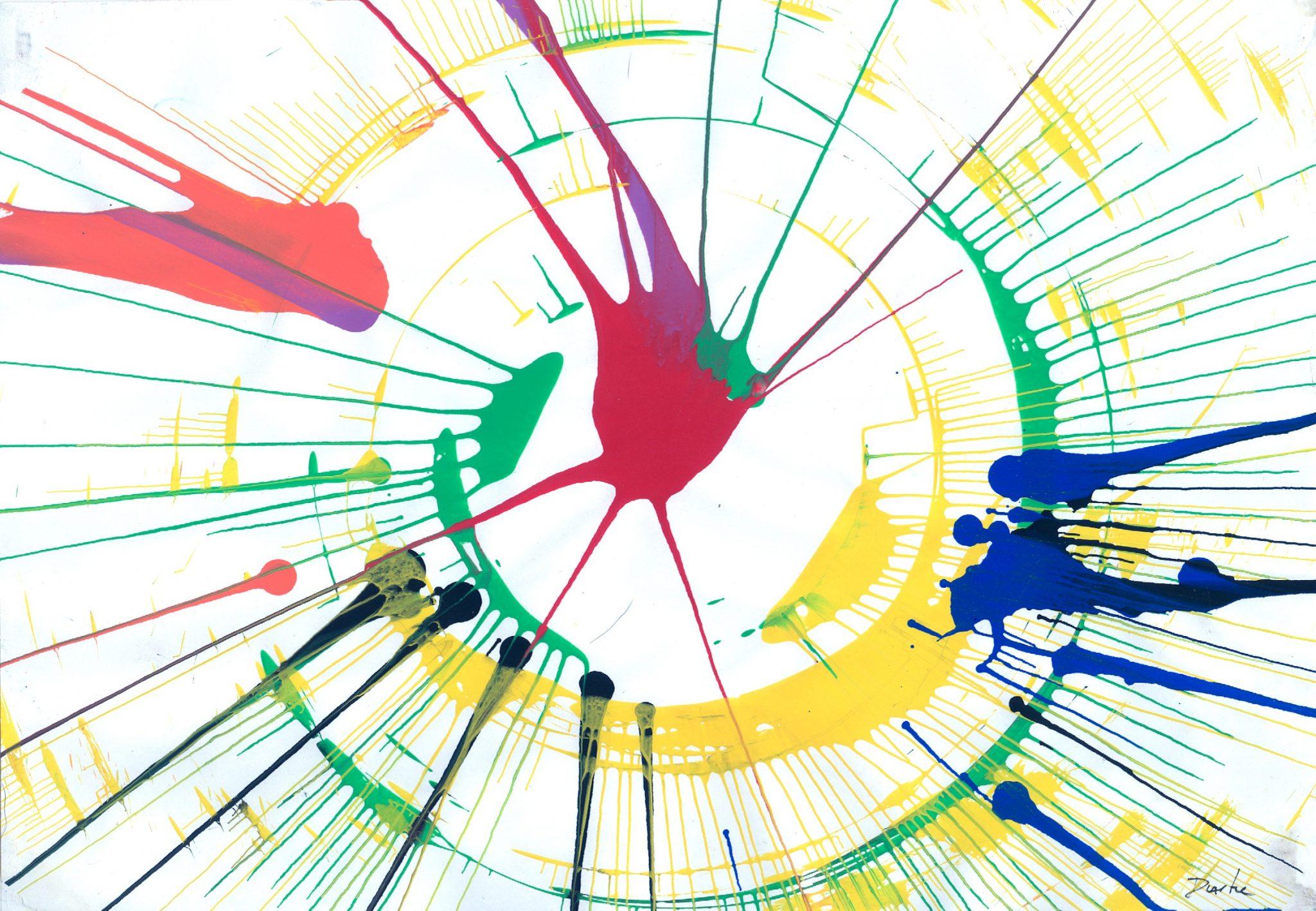 PinturaAleatoria AD3 - A Arte de Zimaldo Bactéria