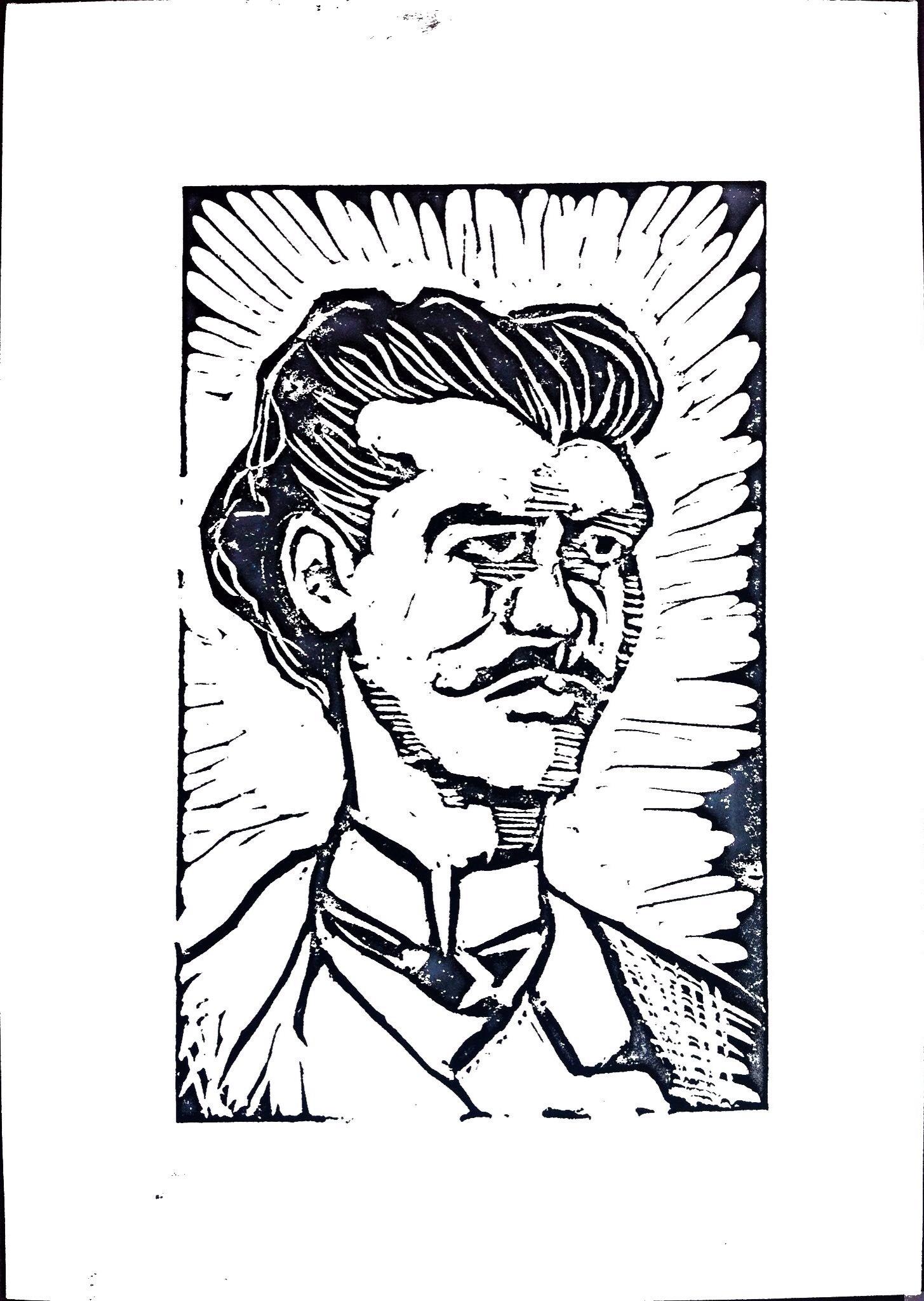 IMG 4635 - Era o Poeta Sanpaku?